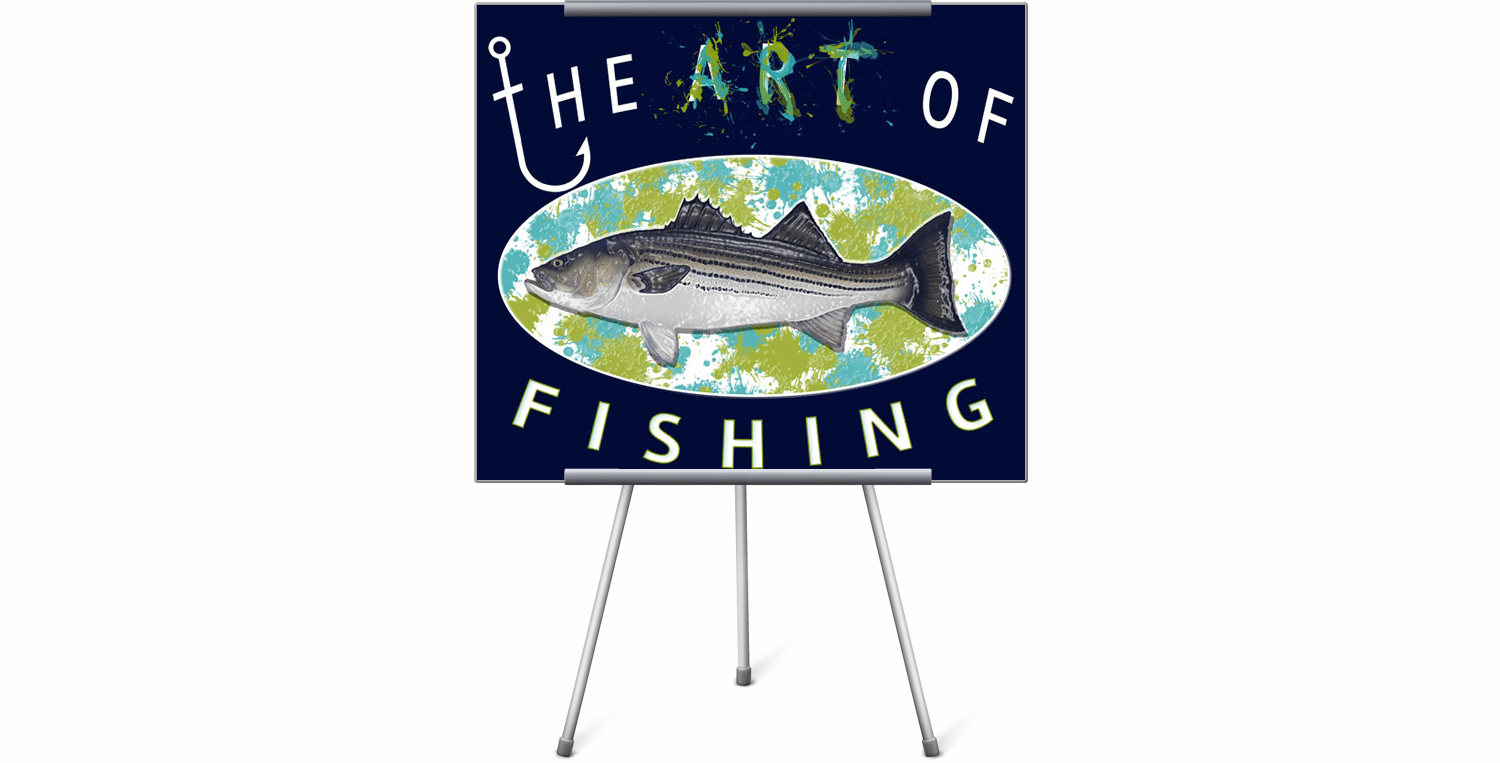 The Art of Fishing Logo
