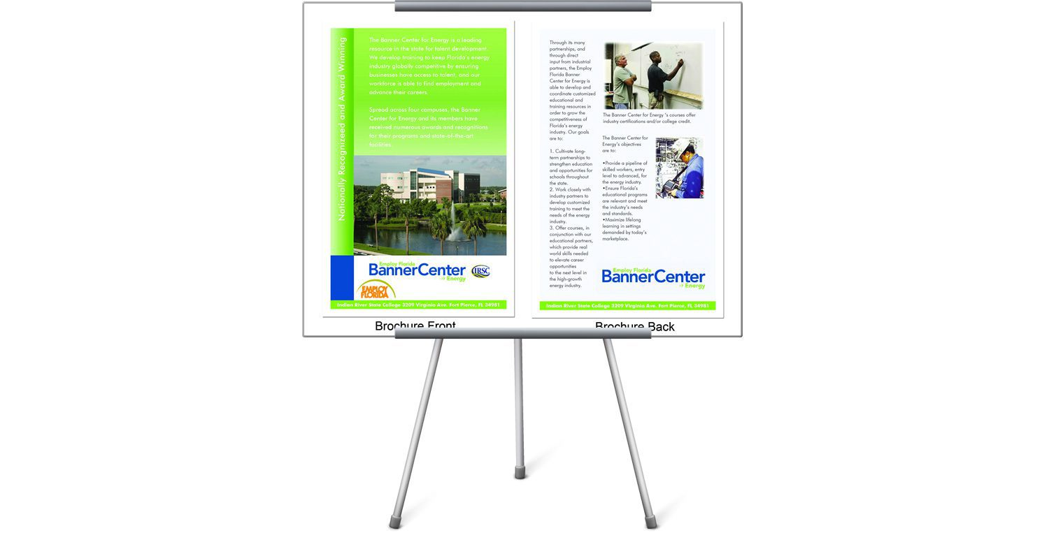 Energy Educational Brochure