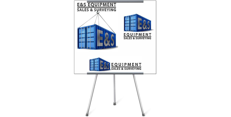 E & S Equipment Logos