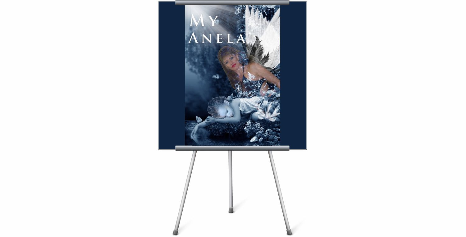 """My Anela"" (My Angel) Poster"