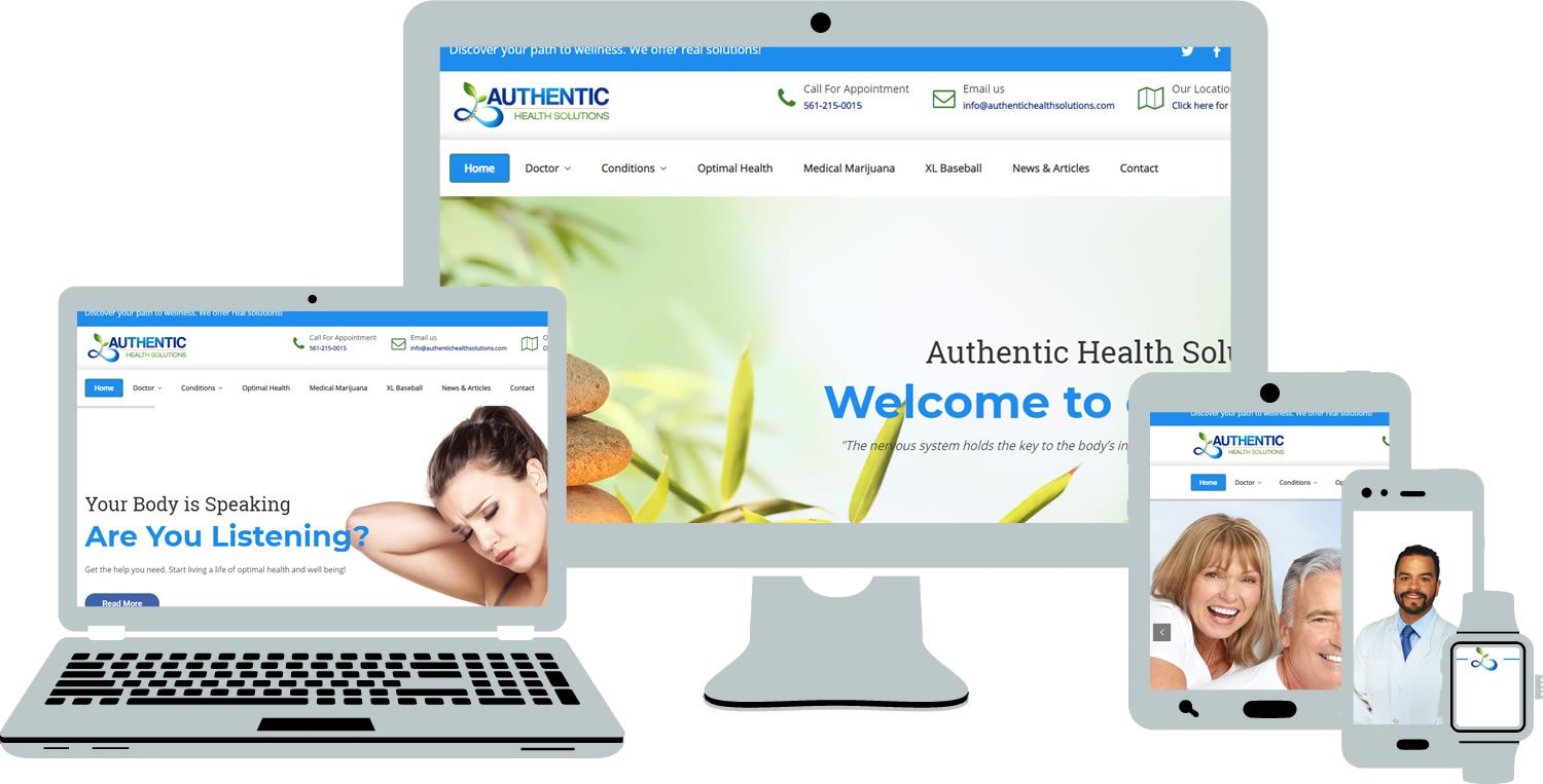 Authentic Health Solutions