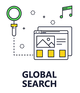 3-Global Search