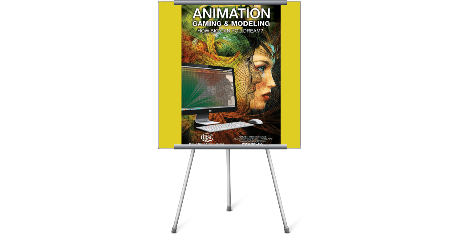 Animation Poster