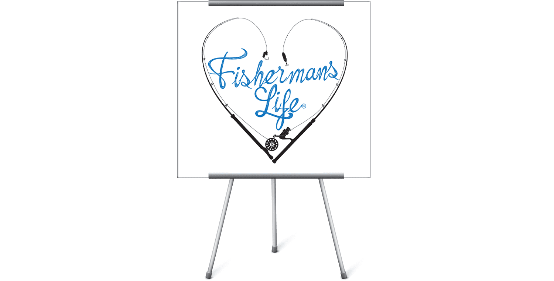Fisherman's Life Logo