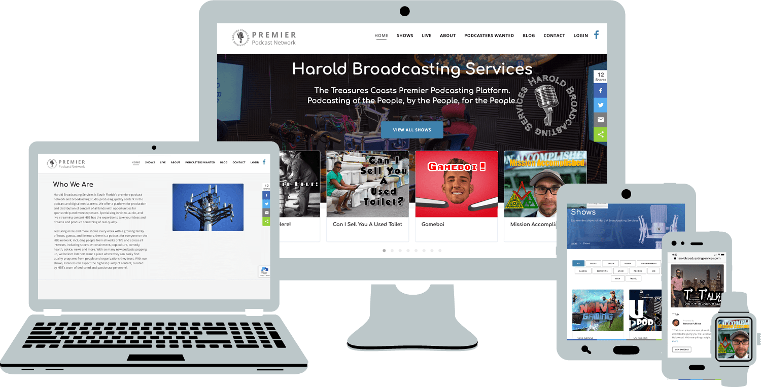 Harold Broadcasting Services