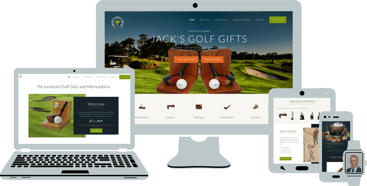 Jacks Golf Gifts