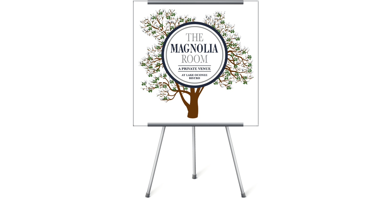 The Magnolia Room Logo