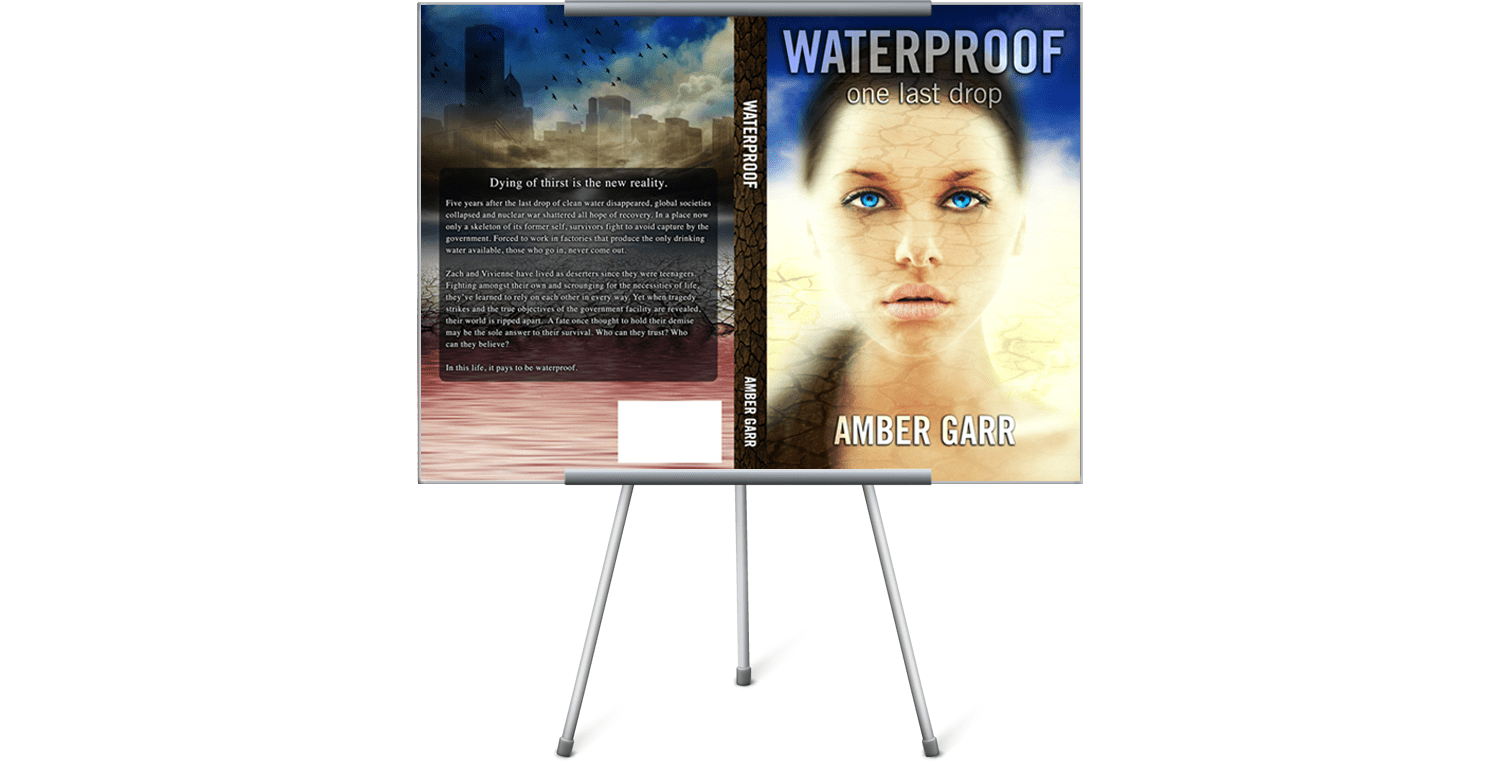 Water Proof Book Cover