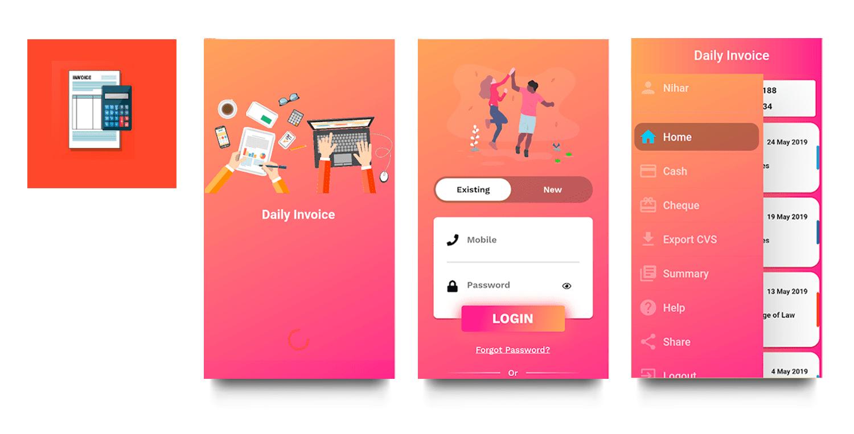 Mobile Apps Portfolio 4