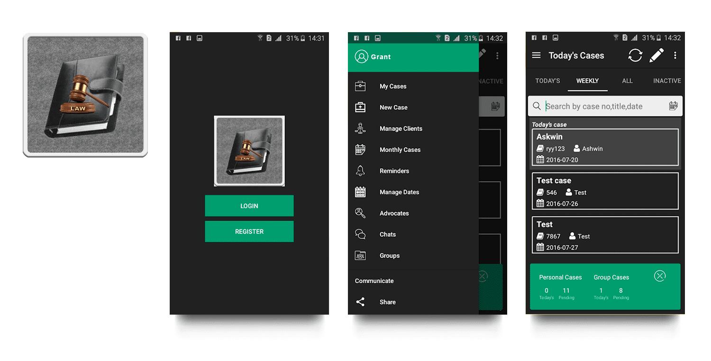 Mobile Apps Portfolio 5